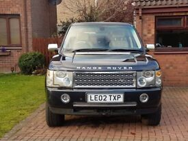 Swap Mk3 Range Rover 3.0 TD6 may sell