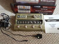 Boss JM4 Guitar Looper & Effects Pedal