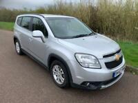2012 (62) Chevrolet Orlando 1.8 Automatic 7 Seater - Low Mileage