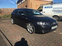 Audi A3 2.0 tdi Sport Sline trim Full Service history and recent Timing belt