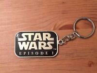 Collectible Official Star War Episode 1 Key Ring