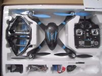 Job Lot - 7 x Boxed Remote Controlled Quadcopters Drones