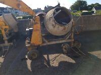 Benford diesel cement mixer for sale