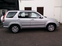 Honda CR-V 2.2 i-CTDi 2005 05 Manual Turbo Diesel Sport Silver CRV