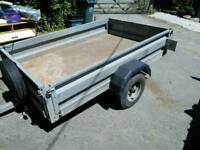 Item now SOLD4 x 6 galvanised trailer