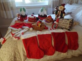 CHRISTMAS DECORATION SELECTION