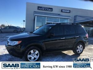 2010 Subaru Forester Limited Panoroof Heated leatherPowerSeats N