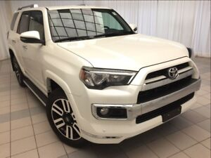 2015 Toyota 4Runner Limited: Accident Free, Nav, Brakes Serviced