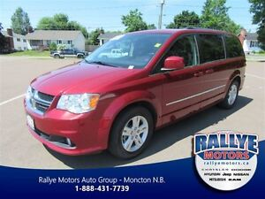 2016 Dodge Grand Caravan NEARLY NEW! Back-Up! Nav! Trade-In! Sav