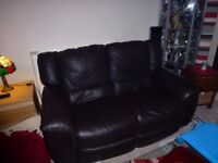 2 Setter Sofa in Leather
