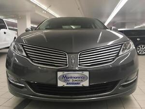 2014 LINCOLN MKZ CUIR, NAVIGATION