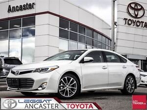2015 Toyota Avalon XLE only 19682 KMS!!