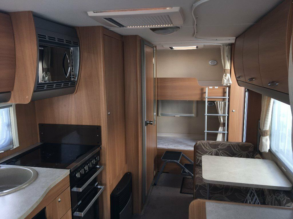 Swift Charisma 570 2011 Model - Excellent Condition