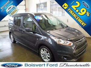 2014 Ford Transit Connect wagon Titanium WAGON