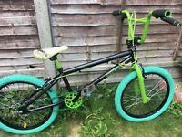 "Custom built Mongoose boys/girls 20"" BMX bike"