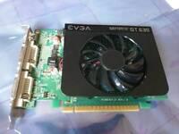 EVGA Nvidia GT630 graphics card