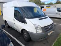 Ford Transit New MOT 1 owner full history New timing chain/breaks/pipes/service