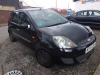 2005 '55' Fiesta 1.4 Tdci Style Mot January 18 £30 a year Tax