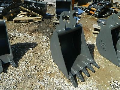 24 Quick Attach Bucket Built To Fit Kubota Kx-121-2-3 Excavator Guaranteed Fit