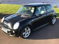 Mini Cooper S 1.6 Hatchback 3 door. Will come with a Full m.o.t and 6 months extendable Warranty.