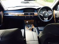 BMW 5 Series Saloon E60 2.0 520d SE 4dr..Show room condition. HPI CLEAR.
