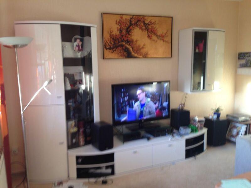 schrankwand in berlin lichtenberg wohnwand gebraucht kaufen ebay kleinanzeigen. Black Bedroom Furniture Sets. Home Design Ideas