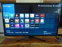 SAMSUNG 46inch FULL HD(1080p)FULLY SMART 3D LED,FREE DELIVERY GLASGOW
