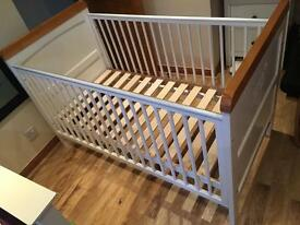 Obaby cot bed