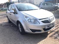 VAXUHALL CORSA CLUB 1.2 SILVER NATIONWIDE DELIVERY EXCELLENT RUNNER