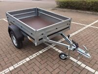 Box Trailer THULE Brenderup 1170s NEW MODEL