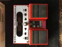 Boss VE-20 Vocal Performer Stompbox Multi Effects, LOOPER & Harmoniser Pedal