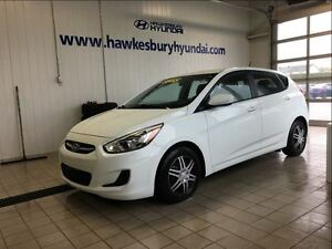 2015 Hyundai Accent GL***GOOD ON GAZ ***