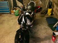 Suzuki 250cc motorbike