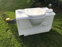 Thetford Toilet Parts : Toilet and parts for sale gumtree