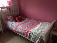 Single Bed & matress (Ikea)