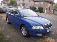 skoda octavia 2,0 tdi 103 kw estate in very good condition for the year