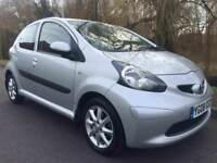 TOYOTA AYGO PLATINUM VVTI £20 TAX FULL MOT FULL SERVICE HISTORY IMMACULATE FIRST TO SEE WILL BUY