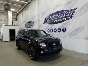 2011 Ford Escape XLT Appearance Package W/ Leather, 4WD