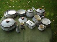 Denby studio pottery.
