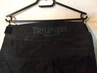 """Triumph Motorcycle Trousers (textile) - 34"""" Waist"""