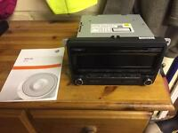 VW 310 RCD DAB radio