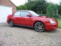 Prodrive Subaru Impreza WRX 2003 PPP Full history Excellent condition standard car recent service