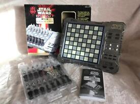 Star Wars galactic Chess set episode 1