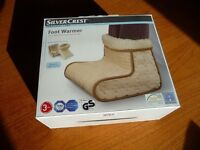 Foot Warmers - Electric unused and unopened