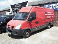 iveco daily 2.3 hpi x-lwb 2008 (export)