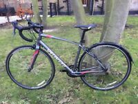Specialized Dolce 2015 Women's Road Bike 54cm Immaculate