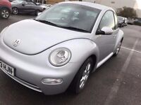 Volkswagen Beetle 3dr 11months mot only £799