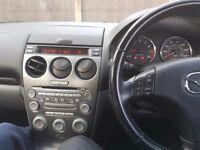 Mazda 6 05 plate
