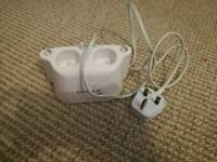 Electric toothbrush charger