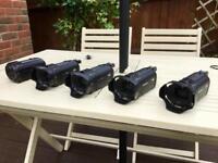 Panasonic HC-VX870 (x 5 cams)